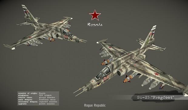 Su-25 (reskin)