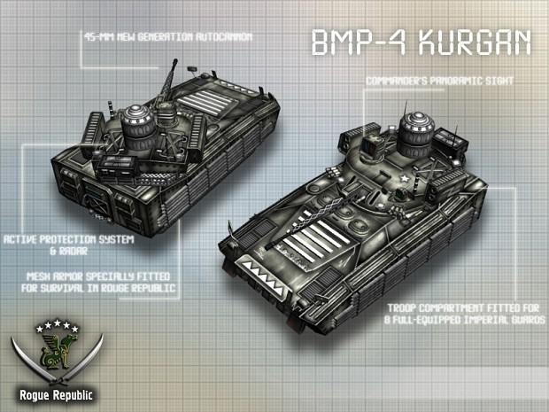 BMP-4 Kurgan