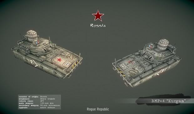 BMP-4 'Kurgan'