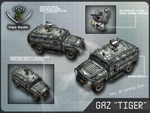 GAZ Tiger