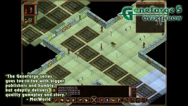 Geneforge 5 Screenshot