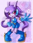Lilac the Dragon Girl