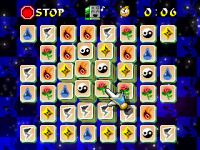 Mahjong Solitaire Minigame