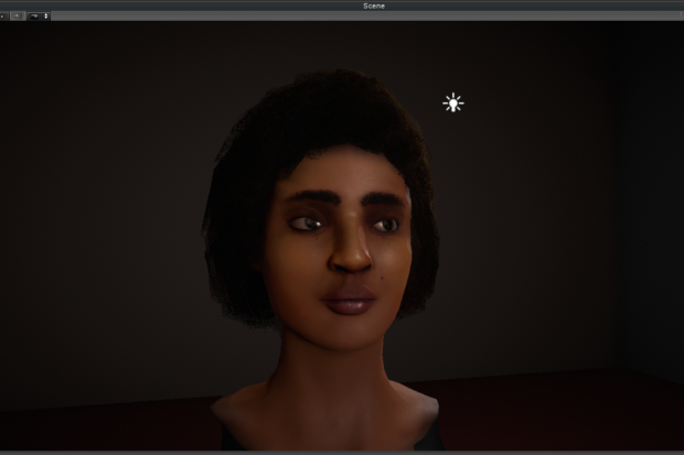 Hair Rendering in deferred mode, test 1