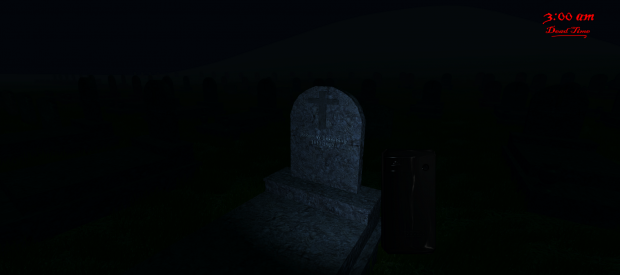 The Graveyard, new level for Beta 0.2