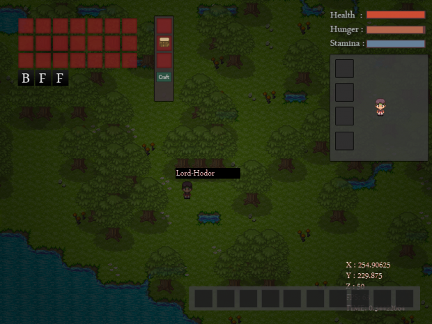 Crafting is nearly completed in multiplayer.