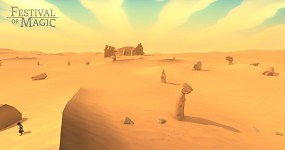 Desert Shadow Gameplay
