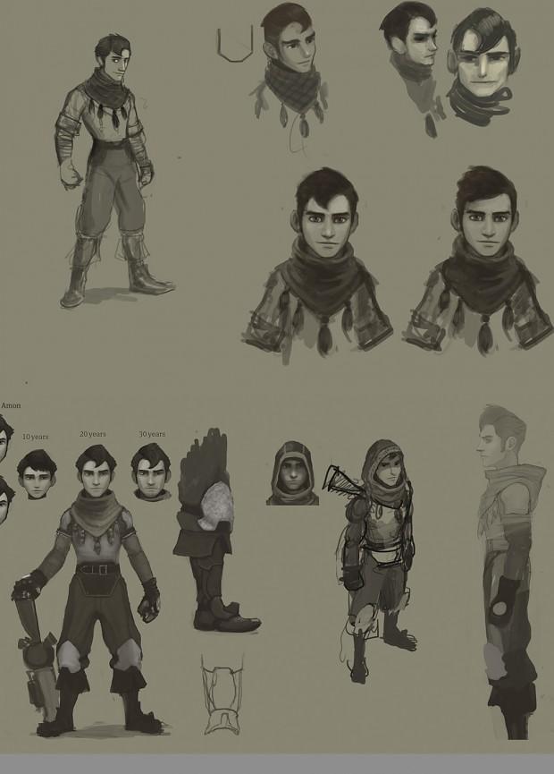 New Amon Concept 01