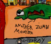 Some Zumbi Monster....