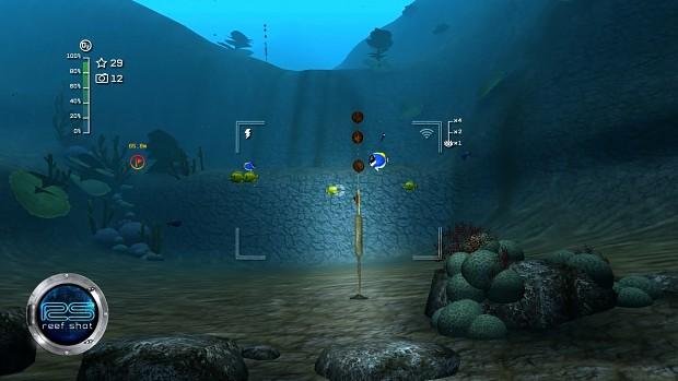 Reef Shot screenshots