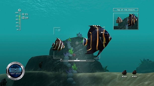 Reef Shot screenshots