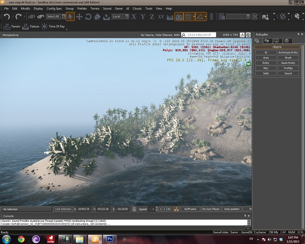 NEW ENGINE, NEW MODELS, NEW IDEAS... Cryengine 3