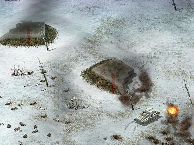 Фото talvisota: ледяной ад несомненно дадут больше представления об игре, чем самые скрупулезные отзывы и рецензии
