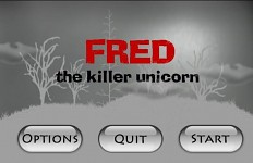 Fred the killer unicorn Screen shots