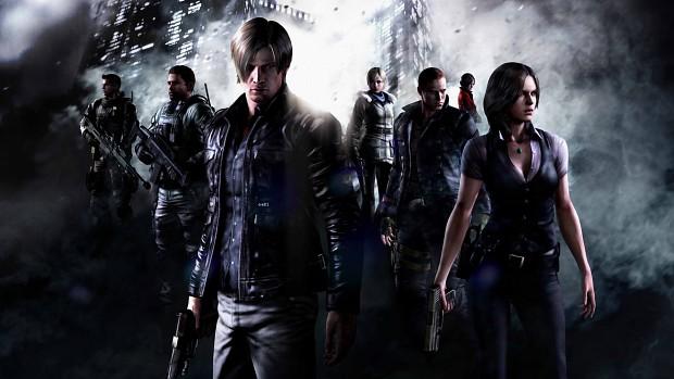 Resident Evil 6 / Wallpaper