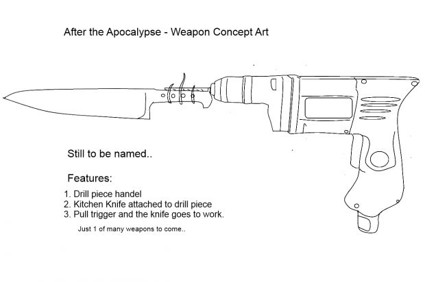 New Weapon in Concept