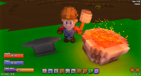 Furnace and Anvil