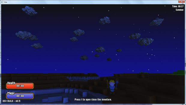 Gradient sky background2