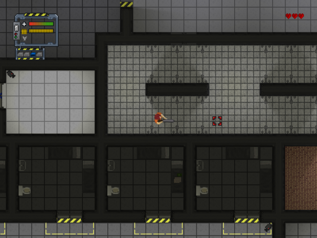 UnLoaded - Prison Stage