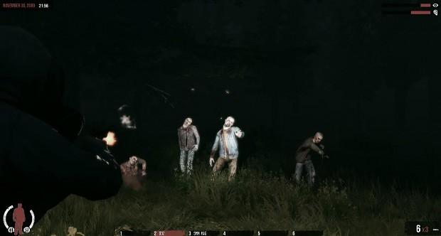 The WarZ Screenshots