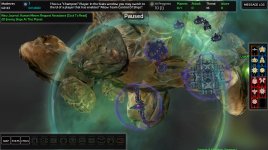 First AI War: Ancient Shadows Screenshots