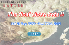 The final closed beta coming soon !