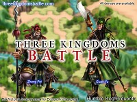 Three Kingdoms Battle - Official Poster 01