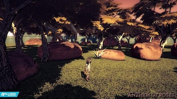 Aor Unity 5 - Fields