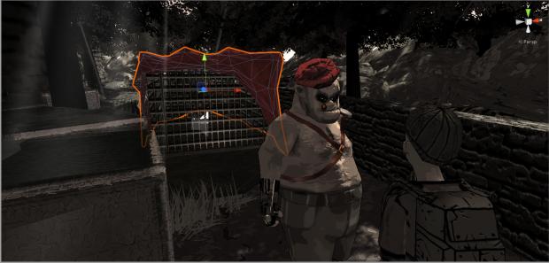 Anthem of Roses Development Screenshots