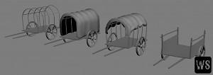 Carriage III