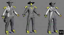 Characters I