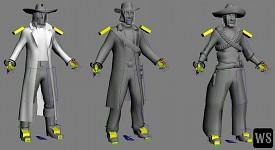 Characters II