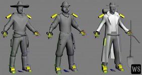 Characters III