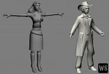 Characters VI