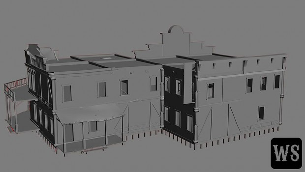 Saloon Prototype II