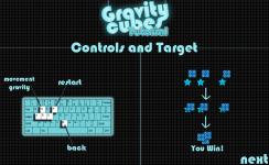 Gravity Cubes