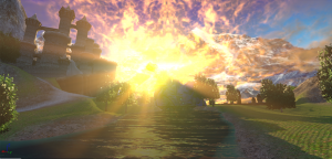 THE SUN SETS ON TARRA