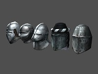 Medieval Helms