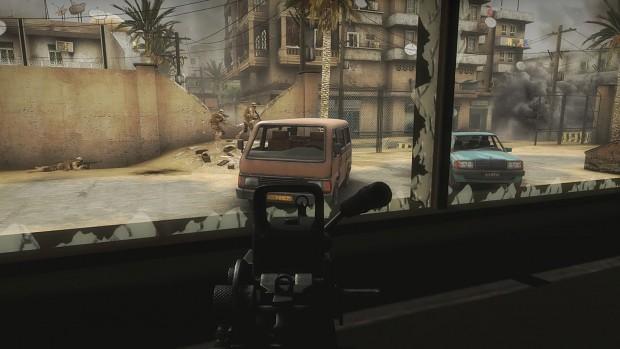 Insurgency - Defending District