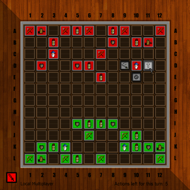New checkers screenshot 1