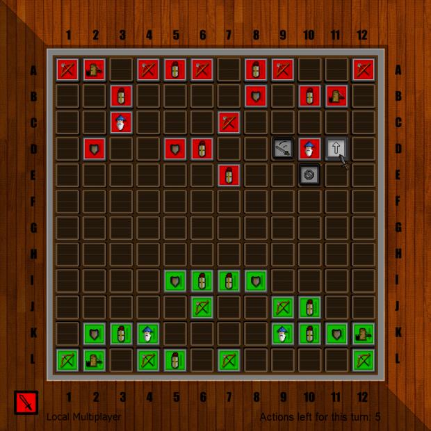 New checkers screenshot 1