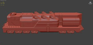 3rd faction armoured train render 2