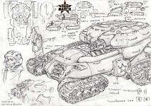 Soviet experimental AT vehicle