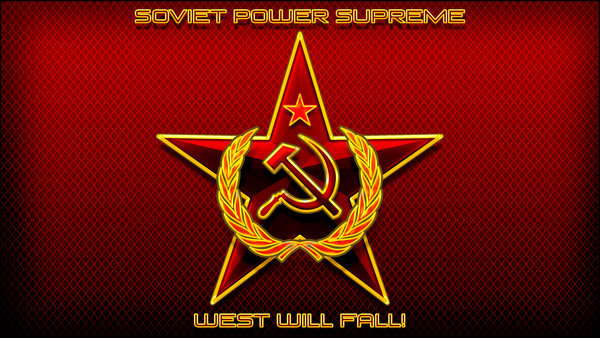 Warsaw Pact Logo 16:9 Wallpaper