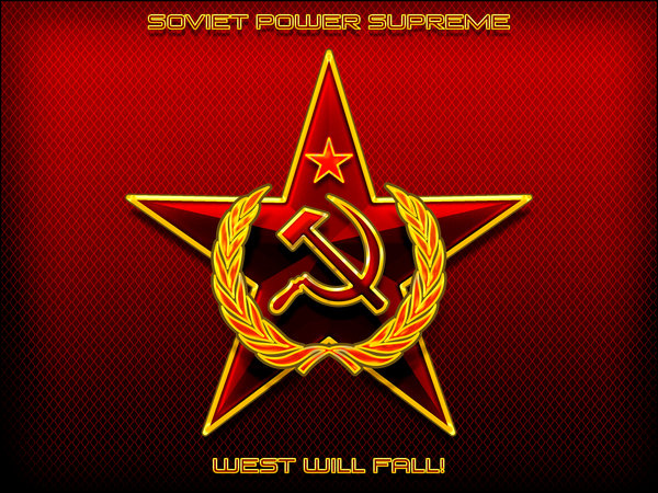 Warsaw Pact Logo 4:3 Wallpaper