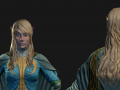 Female Elf Spellweaver