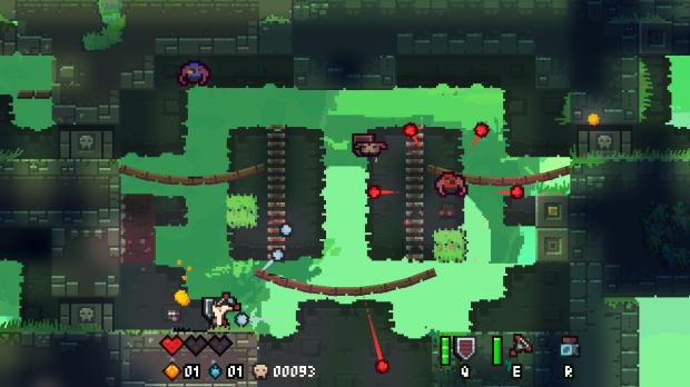 Basic room screenshot