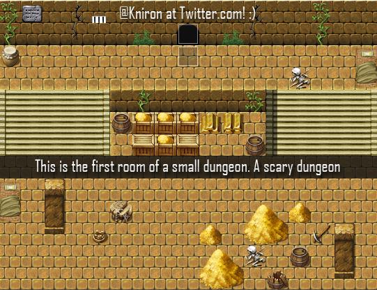 Dungeonroom #1
