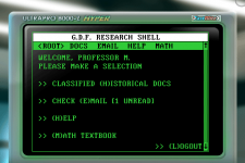 Research Console