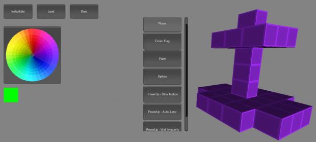 Level Editor Demo